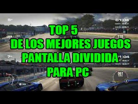 Top 5 Juegos Cooperativo Pantalla Dividida Para Pc Youtube
