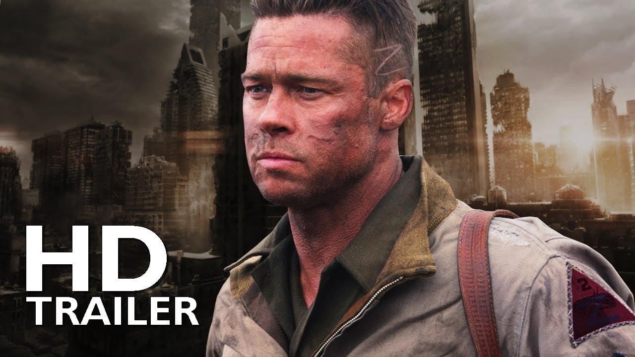 World War Z 2 Trailer 2020 Brad Pitt Movie Fanmade Hd Youtube