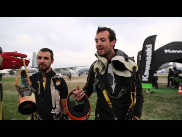 Entrevista Circo Volante en FIDAE 2016 @FIDAEGROUP