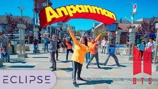 [KPOP IN PUBLIC] BTS (방탄소년단) - ANPANMAN Full Dance Cover at SF Japantown [Eclipse K-Pop]