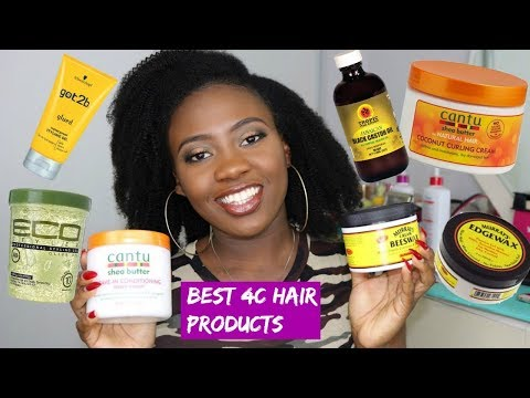 best-affordable-natural-4c-hair-products