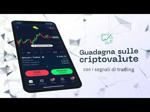 il trading visualizza bitcoin alla fine di unera