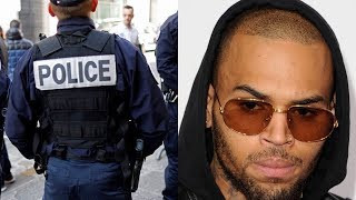Chris Brown Still Under Investigation In Paris??