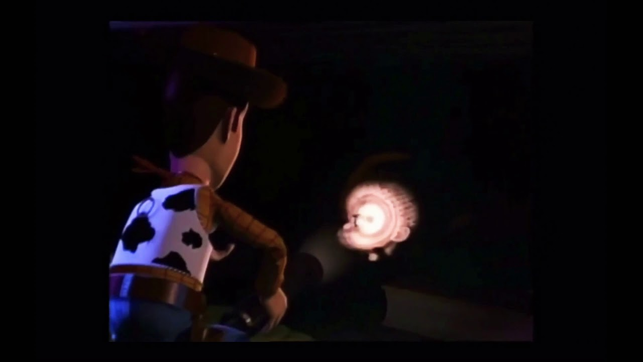 Toy Story 1995 Mutant Toys Clip Youtube