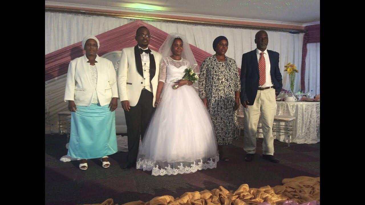 Mr And Mrs Magagula Wedding Music Song Jesu UYi Break Down