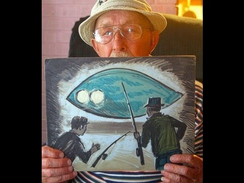 Pascagoula UFO Interview with J. Allen Hynek and witnesses 2