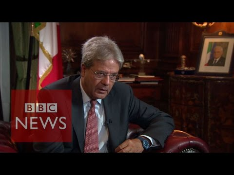 Migration Crisis: EU countries cannot 'cherry-pick' - BBC Ne