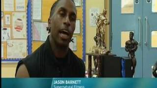 ITV- Pride of Britain Awards - Jason Barnett  Supernatural Fitness