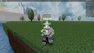 Roblox iron man sim INVINCIBILITY GLITCH ???