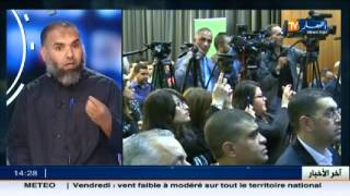 محمد حداد : الجزائر وصلت الى تحقيق الإكتفاء الذاتي بالنسبة للمنتوجات الفلاحية