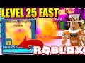 HOW TO GET *MAX* LEVEL PETS *EASY* IN BUBBLE GUM SIMULATOR! Roblox