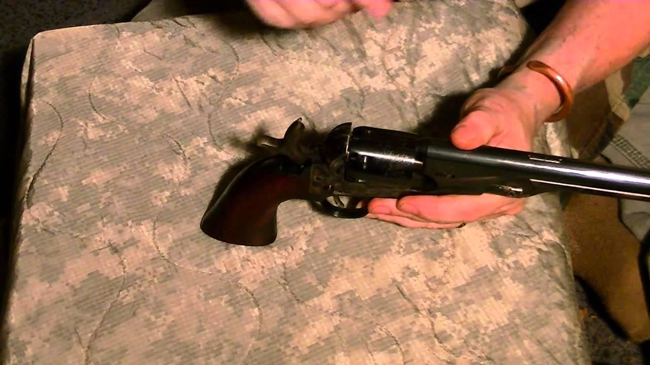 PERCUSSION REVOLVER EMF 1861 NAVY