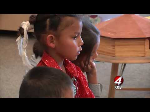 Navajo Children Thrive in Native Language-Immersion School