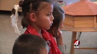 Navajo Children Thrive in Native Language-Immersion School