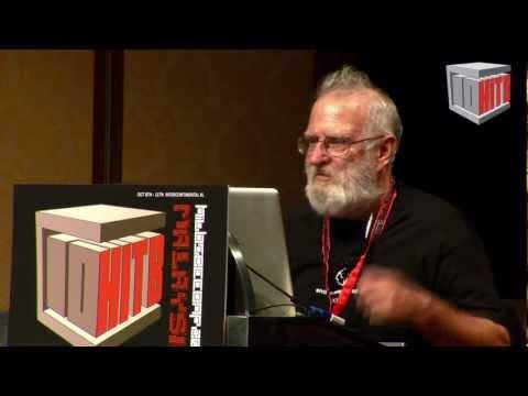 #HITB2012KUL D1T3 -  John Captain Crunch Draper - A Historical Look At The Phreaking Scene