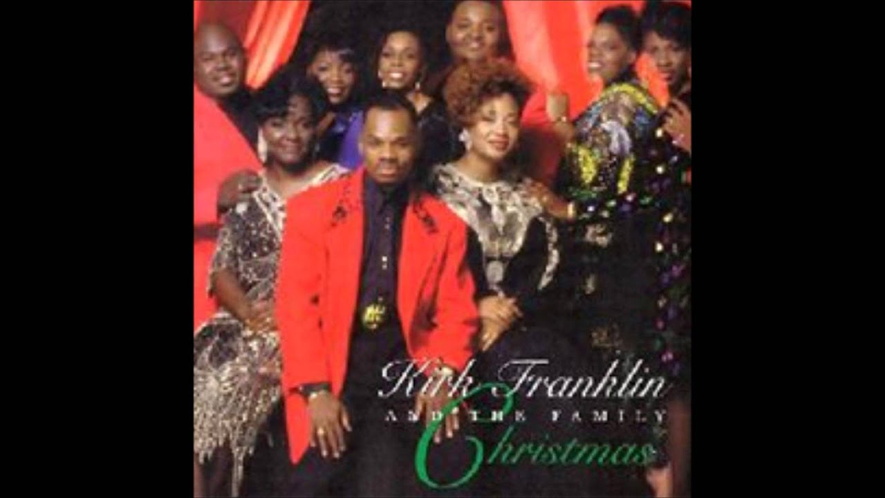 Kirk Franklin and the Family- Silent Night - YouTube