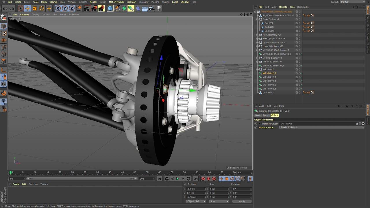 MAXON's Next Generation Cinema 4D Release 20 Available Now