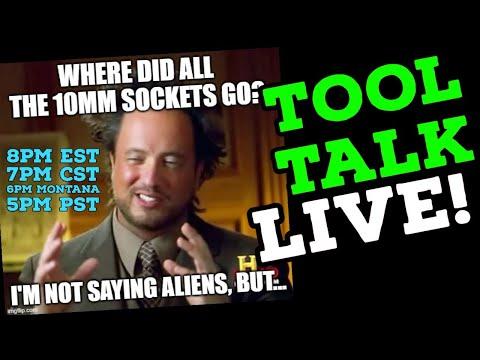 Sunday Night Tool Talk Live W/Jeff & Die Hündin