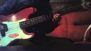 Maldito Duende Héroes del Silencio - cover bass