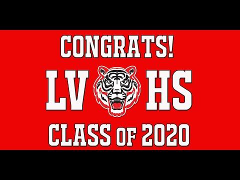Lee Vining High School Graduation 2020
