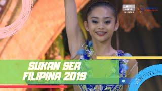 Emas Izzah Amzan! | Gimrama - Bola | Sukan Sea 2019