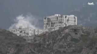 التحالف يعترض صاروخين باليستيين باتجاه مأرب