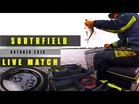 SOUTHFIELD BREAM MECCA 'LIVE MATCH' VIDEO - BREAM FEEDER FISHING