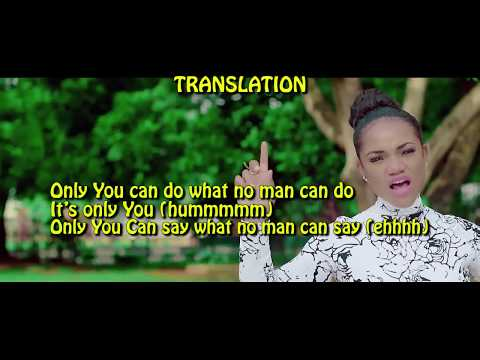 ADA only you  TRANSLATION INTO FRENCH