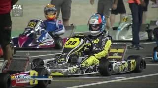 CIK FIA WORLD CHAMPIONSHIP OK FINAL