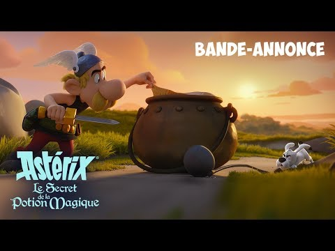 asterix at the olympic games trailer english