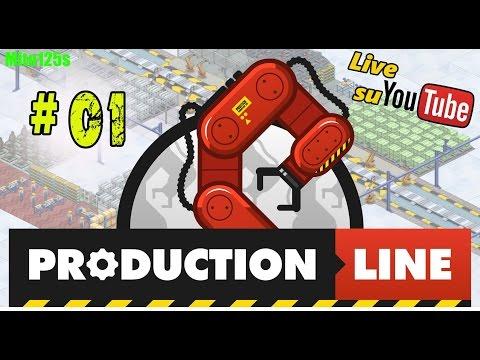 Production Line #01 Produciamo e vendiamo auto