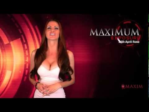 Maximum Exposure: Sneak Peeks at Battlefield 3, The Rum Diary, and Hotties Finalists
