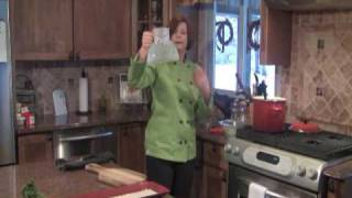 Roasted Pepper Soup With Chef Ellie Espo