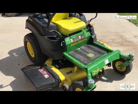 john deere eztrak z445 wiring harness sold 2013 john deere eztrak z445 youtube  sold 2013 john deere eztrak z445 youtube