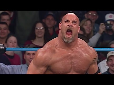 Goldberg vs. Kwee Wee: Nitro, Nov. 20, 2000