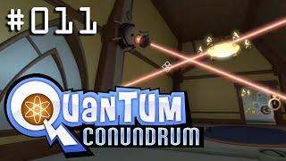 #11 | Quantum Conundrum | Um die Ecke gedacht [Let