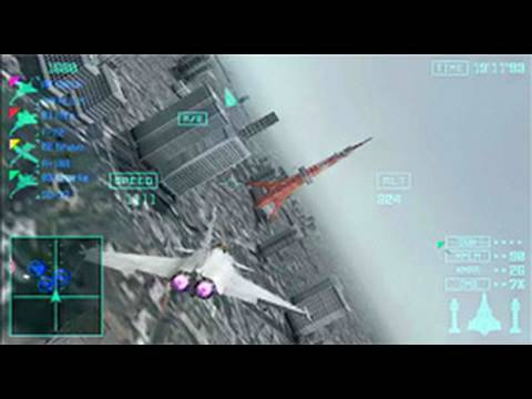 Ace Combat Joint Assault - PSP - Trailer 2 - YouTube