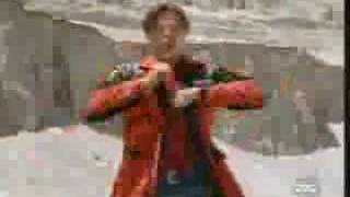 Power Rangers - Forever Red Morphing Sequence