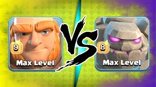 FINALLY HEAD TO HEAD.....MAX LEVEL SHOW DOWN! - Clash Of Clans