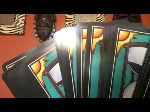 New Deck Reading.. Who Dis ?