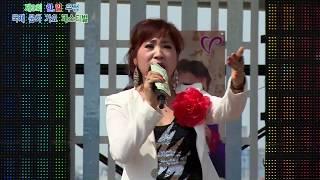 가수 진희 quot사랑의 밧줄quot 원곡김용임 한일 …