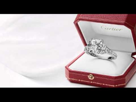 cartier engagement rings   YouTube