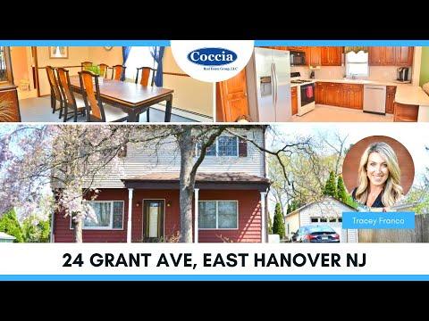 24 Grant Ave | Homes for Sale East Hanover NJ | Morris County