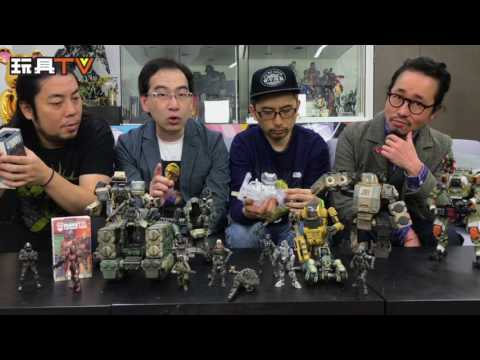 玩具TV S02 EP5 P5「系列專談」Ori Toy ACID RAIN 酸雨系列 Kit Lau