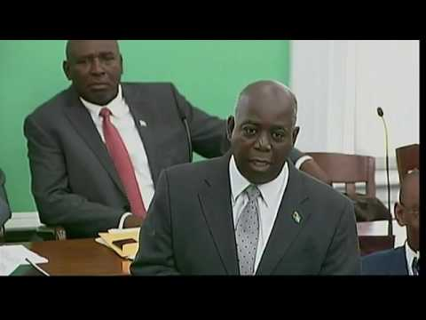 2017-2018 Budget for The Bahamas Debate Day 2 (Morning Session)