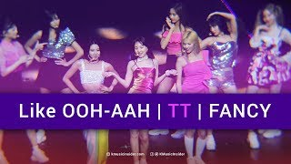 """190629 TWICE Performs """"Like OOH-AAH, TT, and FANCY"""" at #TWICEinMANILA"""