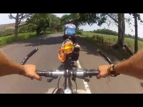 Pedal The Globe: Central - #18 Riding El Salvador
