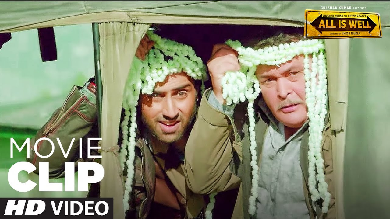 Download Yeh Cheema Kaun Hai? | ALL IS WELL | Movie Clip | Abhishek Bachchan, Rishi Kapoor, Asin