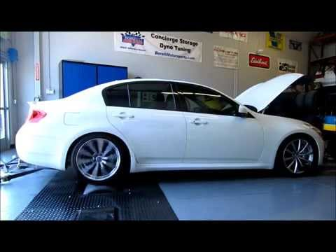 Borelli Motor Sports: Infiniti G35 Sedan w/ STILLEN supercharger