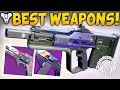 Destiny 2: THE BEST WEAPONS! Grinding With All My Favorite Loadouts (D2 Beta)